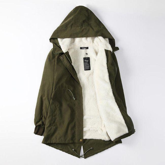 Ženski kaput Ella - 2 boje 1