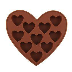 Silikonski kalup za srca
