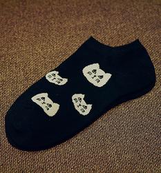 Дамски чорапи с разкошни мотиви