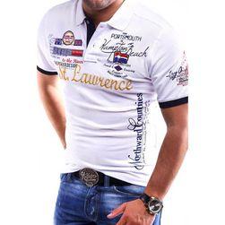 Męska koszulka polo ZG01