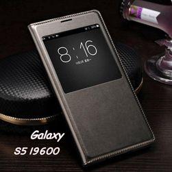 Ochranné uzavíratelné pouzdro pro Samsung Galaxy S5 a S5 i9600