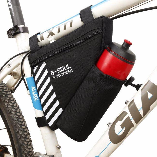 Trójkatna torba na rower - 5 kolorów 1