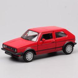 Model auta VW Golf