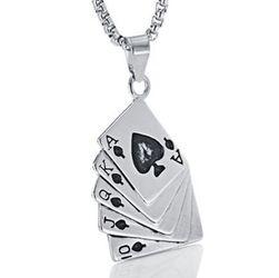 Pánský náhrdelník B012197
