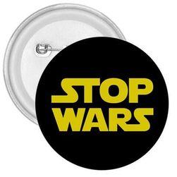 Bedž - Stop Wars (Stop ratu)