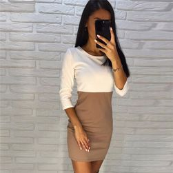 Элегантное платье-мини Ronia- 3 цвета
