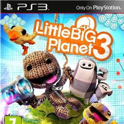 Игра (PS3) Little Big Planet 3