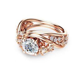 Ženski prsten B0343