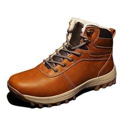 Erkek kışlık ayakkabı MS356