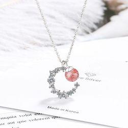 Женское ожерелье UP215