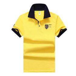 Tricou bărbătesc cu guler PMC587