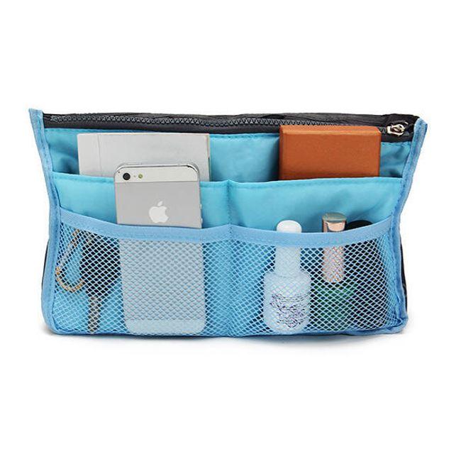 Практичная косметическая сумка для путешествий 1