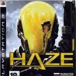 Gra  (PS3) Haze