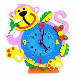 Детские DIY часы
