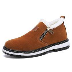 Erkek kışlık ayakkabı Karl