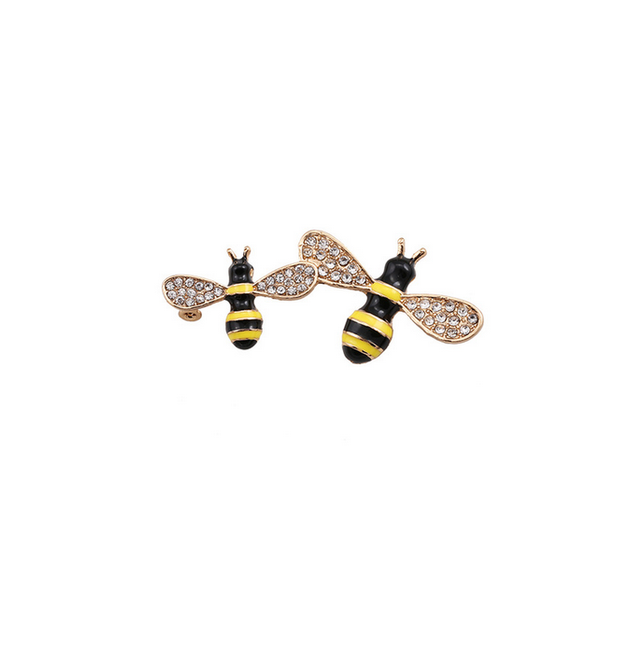Дамска брошка Bee 1