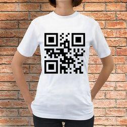 Koszulka QR kod Anna