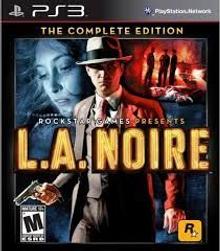 Játék (PS3) L.A. Noire: Complete Edition