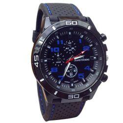 Pánské hodinky AS56 Modrá