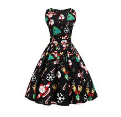 Női karácsonyi ruha Lizzie