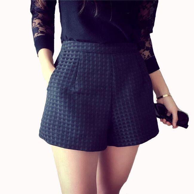 Dámské elegantní šortky - 4 barvy 1