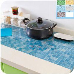 Öntapadós pad a konyhai asztalra - mozaik