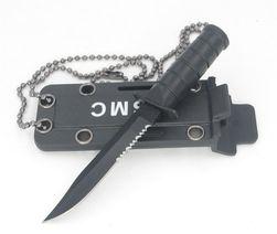 Kapesní nůž na řetízku - 6 variant