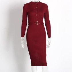 Ženska pletena haljina Caroline