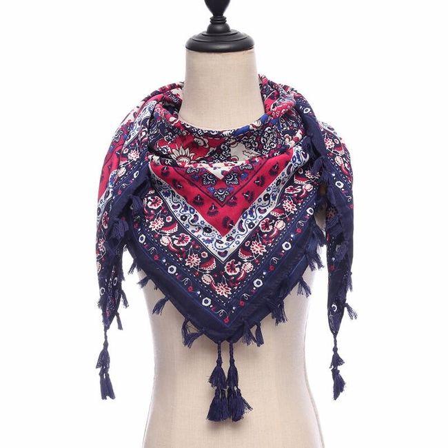 Dámský šátek BK126 1