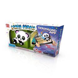 Interaktív gyerekjáték gyerekeknek Mini Mani - panda