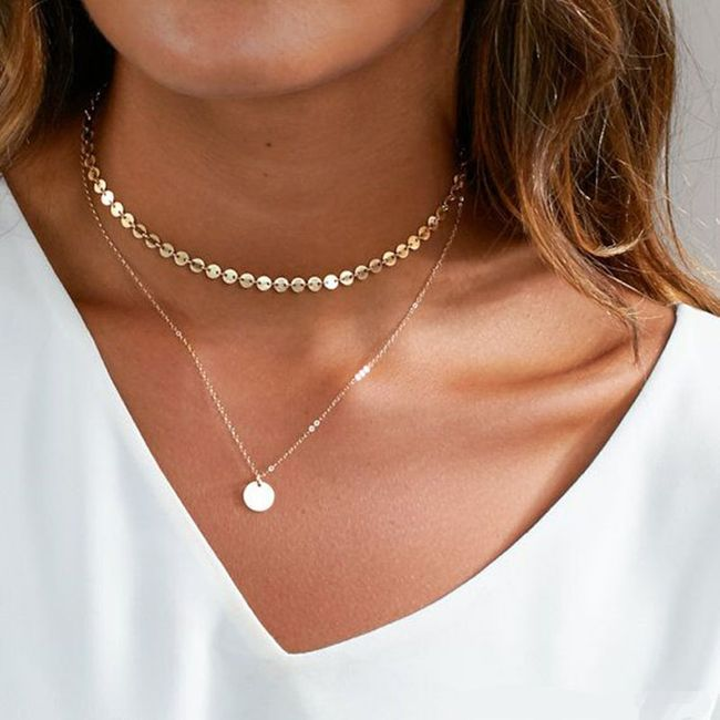 Ženska ogrlica IT46 1