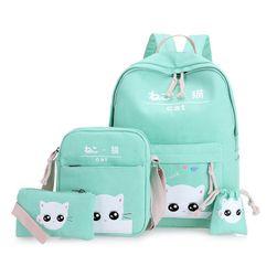 Sırt çantası ile okul seti B06556