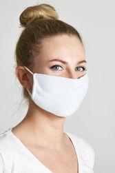 Dvoslojna antibakterijska maska z žepom za filter PR_P45095