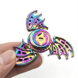 Fidget spinner - sárkány szárnyakkal - több változat