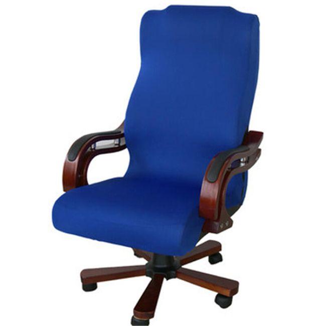Elastična prevleka za pisarniški stol - različnih velikosti in barv 1