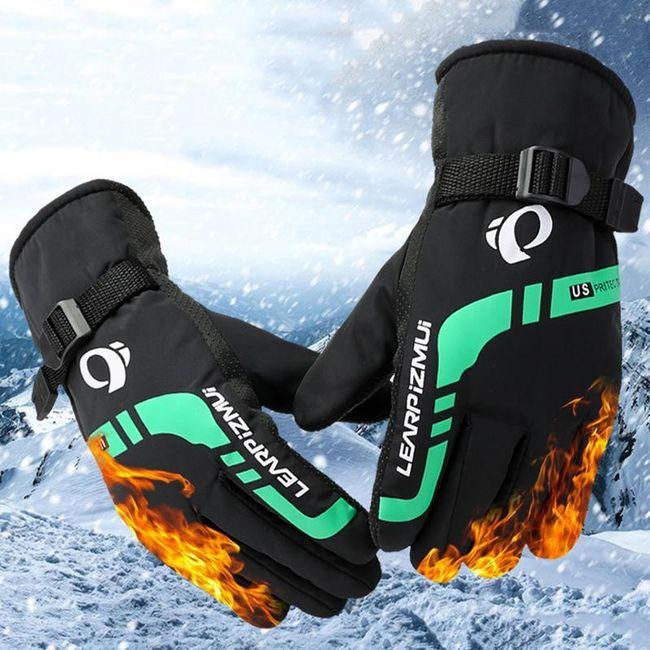 Unisex zimowe rękawice WG109 1