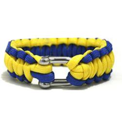 Bratara outdoor Paracord