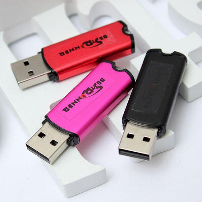 32 GB USB flash meghajtó 3 színben 1