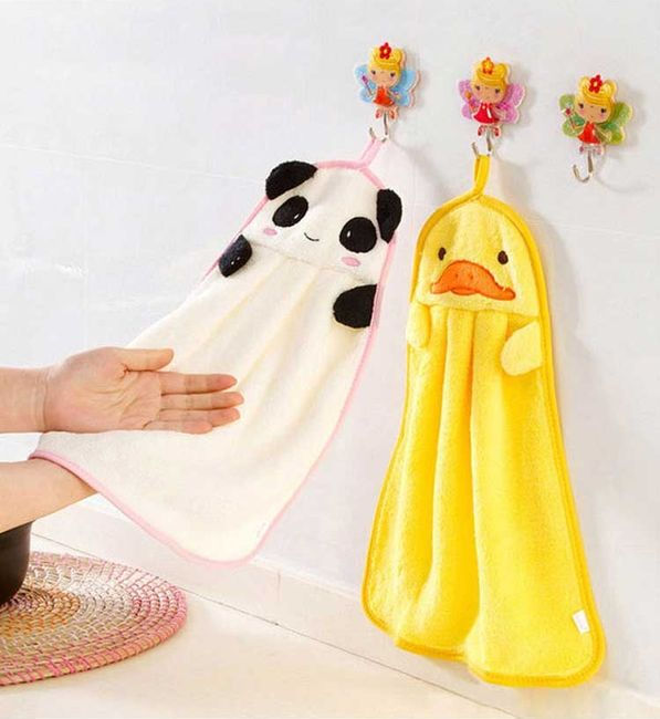 Otroška brisača 1