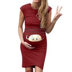 Дамска рокля за бременни Tsuki