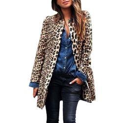 Cardigan de damă - leopard