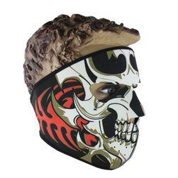 Maska na sport - 4 varianty