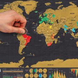 Kaparós térkép - 2 variáció