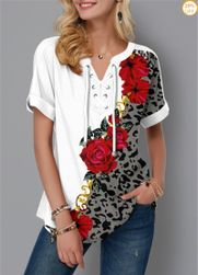 Ženska majica kratkih rukava Maca