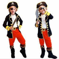 Детский костюм пирата PL4