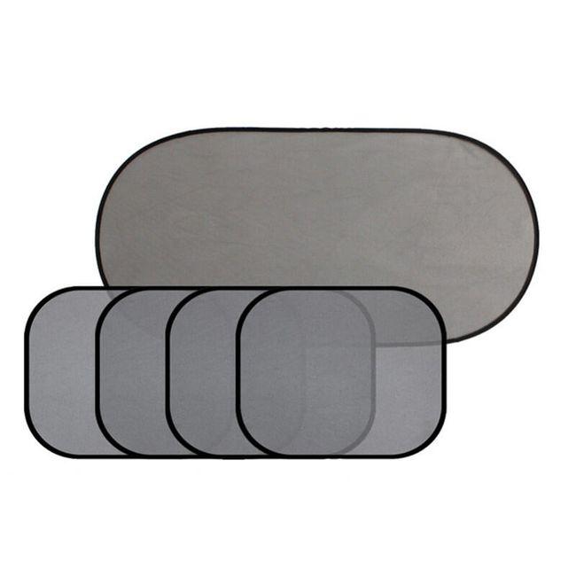 Avtomobilski senčnik - 5 kosov 1