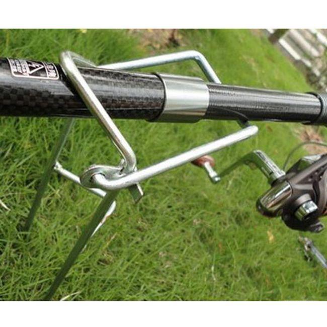 Suport metalic pentru pescuit  1
