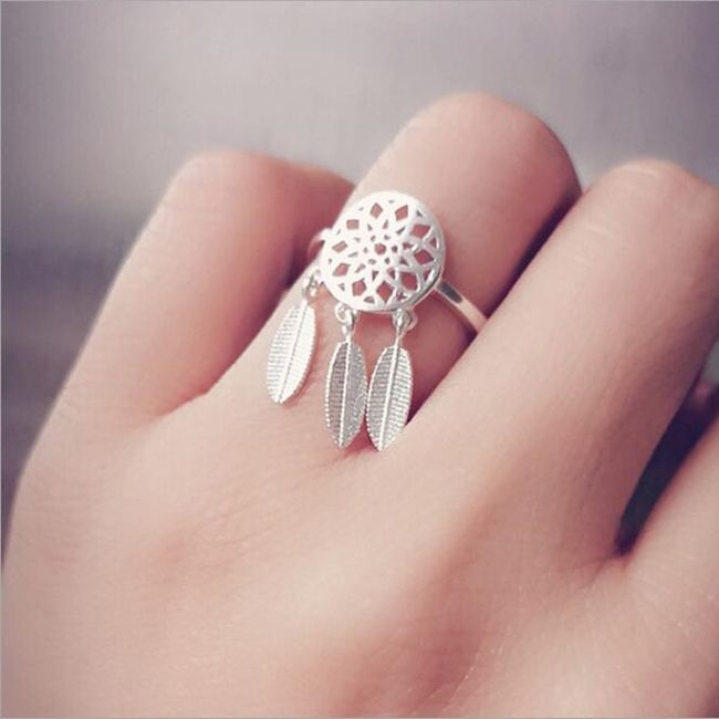 Prsten - lapač snů 1