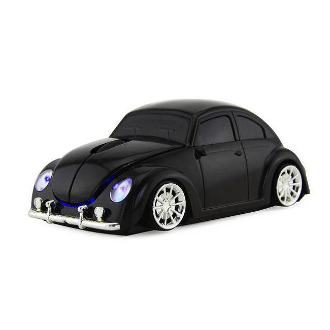Brezžična miška v obliki avtomobila - optična 1