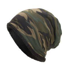 Erkek kışlık şapka Shane